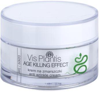 Vis Plantis Age Killing Effect Anti-Wrinkle Day Cream With Snake Venom