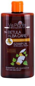 Vis Plantis Betula Alba Care jemný šampon na vlasy a vlasovou pokožku