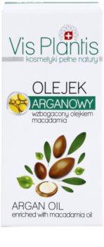 Vis Plantis Care Oils argán olaj arcra, testre és hajra