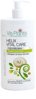 Vis Plantis Helix Vital Care loção corporal rejuvenescedora com extrato de caracol