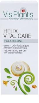 Vis Plantis Helix Vital Care odmładzające serum do twarzy z ekstraktem ze śluzu ślimaka