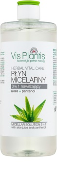 Vis Plantis Herbal Vital Care Mizellenwasser  3in1