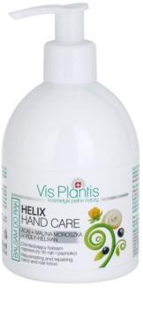 Vis Plantis Helix Hand Care fiatalító balzsam kézre és körmökre