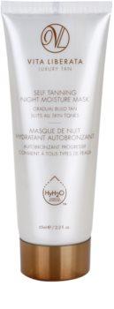Vita Liberata Skin Care masca de noapte auto-bronzanta si hidratanta