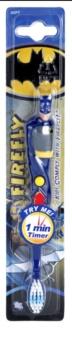 VitalCare Batman Kinderzahnbürste mit blinkender Schaltuhr