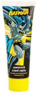 VitalCare Batman pasta de dentes para crianças com sabor de morango