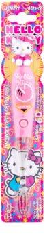 VitalCare Hello Kitty детска четка за зъби с мигащ таймер