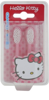 VitalCare Hello Kitty testina di ricambio per spazzolino sonico a batterie 2 pz