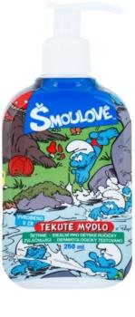 VitalCare The Smurfs sabonete líquido para crianças