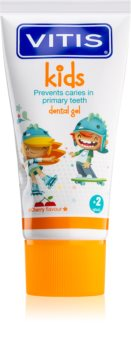 Vitis Kids gel dental para crianças