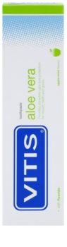 Vitis Aloe Vera pasta de dientes para protección total y aliento fresco