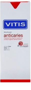 Vitis Anticaries Mouthwash Against Dental Caries