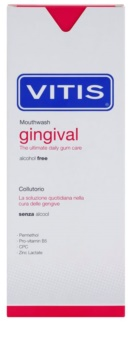 Vitis Gingival enjuague bucal para unas encías sanas con efecto antiplaca