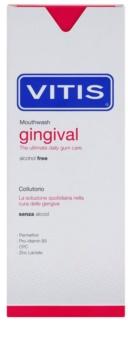 Vitis Gingival Mundwasser gegen Plaque für gesundes Zahnfleisch