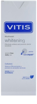 Vitis Whitening apa de gura pentru albire pentru dinti sensibili