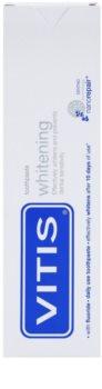 Vitis Whitening pasta de dientes con efecto blanqueador para dientes sensibles