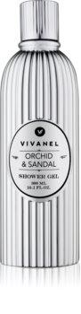 Vivian Gray Vivanel Orchid & Sandal sprchový gel
