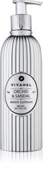 Vivian Gray Vivanel Orchid & Sandal tělové mléko