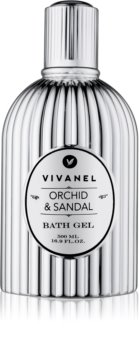 Vivian Gray Vivanel Orchid & Sandal Shower And Bath Gel