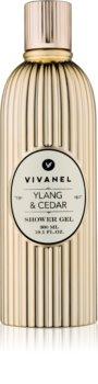 Vivian Gray Vivanel Ylang & Cedar sprchový gel
