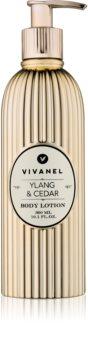 Vivian Gray Vivanel Ylang & Cedar losjon za telo