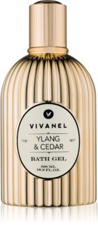 Vivian Gray Vivanel Ylang & Cedar Shower And Bath Gel