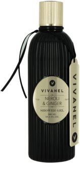 Vivian Gray Vivanel Prestige Neroli & Ginger sprchový gel