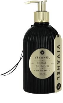Vivian Gray Vivanel Prestige Neroli & Ginger tekuté mýdlo