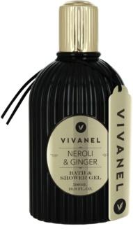Vivian Gray Vivanel Prestige Neroli & Ginger żel do kąpieli