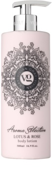 Vivian Gray Aroma Selection Lotus & Rose Body Lotion