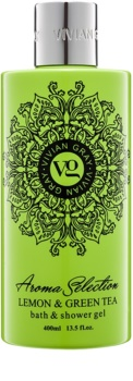 Vivian Gray Aroma Selection Lemon & Green Tea гель для душа та ванни