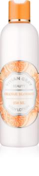 Vivian Gray Naturals Orange Blossom leite corporal
