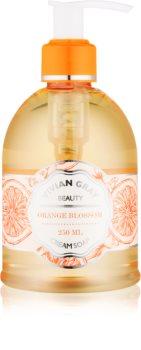Vivian Gray Naturals Orange Blossom flüssige Cremeseife