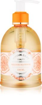 Vivian Gray Naturals Orange Blossom kremasto tekoče milo