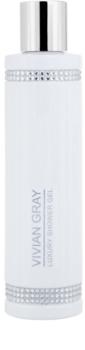 Vivian Gray Crystals White Shower Gel
