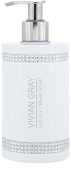 Vivian Gray Crystals White kremno milo
