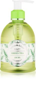 Vivian Gray Naturals Green Tea kremowe mydło w płynie