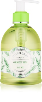 Vivian Gray Naturals Green Tea кремове рідке мило