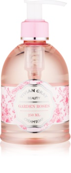 Vivian Gray Naturals Garden Roses krémové tekuté mýdlo