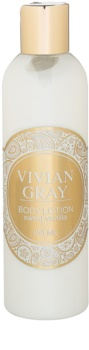 Vivian Gray Romance Sweet Vanilla tělové mléko