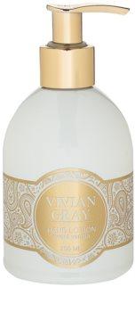 Vivian Gray Romance Sweet Vanilla hydratační mléko na ruce