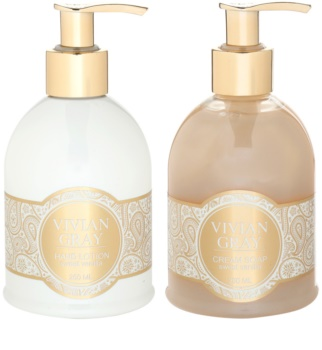 Vivian Gray Romance Sweet Vanilla Cosmetic Set I.