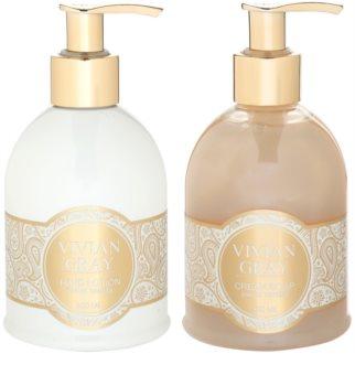 Vivian Gray Romance Sweet Vanilla zestaw kosmetyków I.
