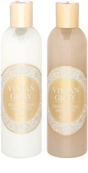 Vivian Gray Romance Sweet Vanilla kosmetická sada II.