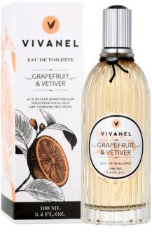 Vivian Gray Vivanel Grapefruit&Vetiver toaletná voda pre ženy 100 ml