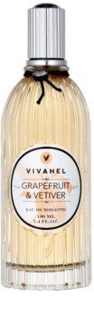 Vivian Gray Vivanel Grapefruit&Vetiver woda toaletowa dla kobiet 100 ml