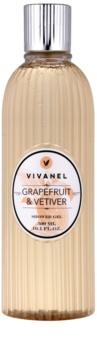 Vivian Gray Vivanel Grapefruit&Vetiver krémový sprchový gel