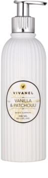 Vivian Gray Vivanel Vanilla&Patchouli telové mlieko