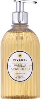 Vivian Gray Vivanel Vanilla&Patchouli flüssige Cremeseife