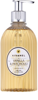 Vivian Gray Vivanel Vanilla&Patchouli krémové tekuté mydlo
